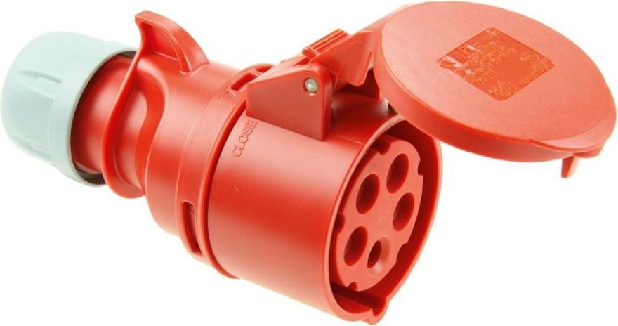 PCE Socket16A 5р. 400V IP-44
