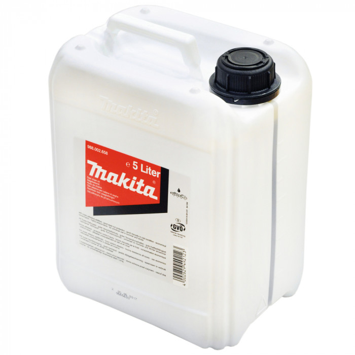 Makita 988002658 Mineral Chainsaw Oil 5 L