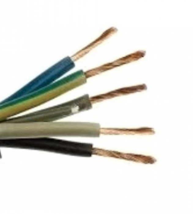 ELECTRIC CABLE OMY  5x2.5