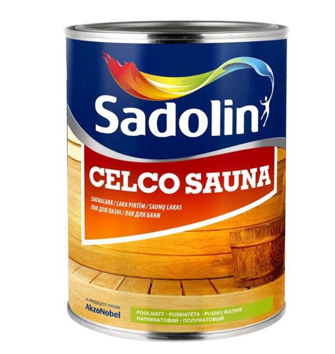 Sadolin CELCO SAUNA 1L Akrila laka