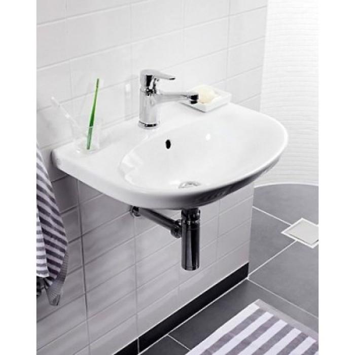 Bathroom sink Nautic 5556 - for bolt/bracket mounting 56 cm
