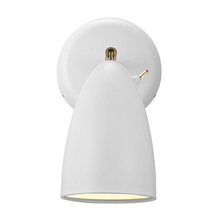 Sienas lampa NEXUS 2 GU10 max6W balta
