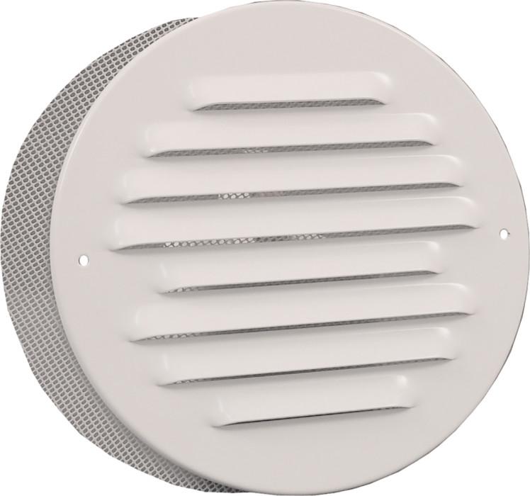 Pisla ventilācijas reste 240/125 balta