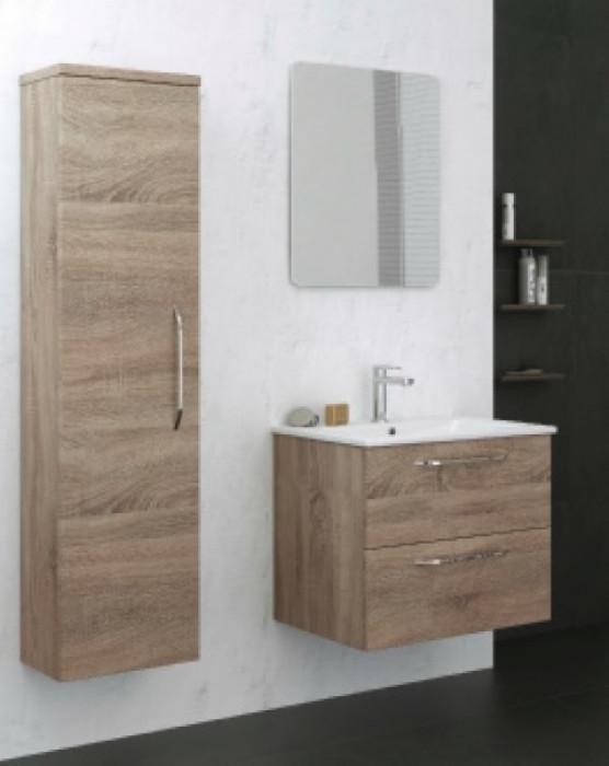 KAME Spogulis LUNA 60x65cm 1010300