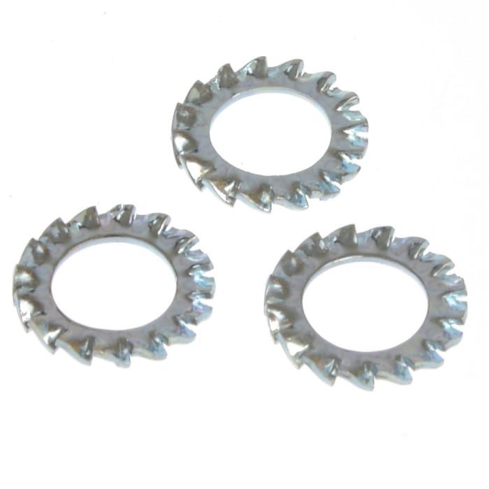 Zobpaplāksne Din 6798A M16 (100)