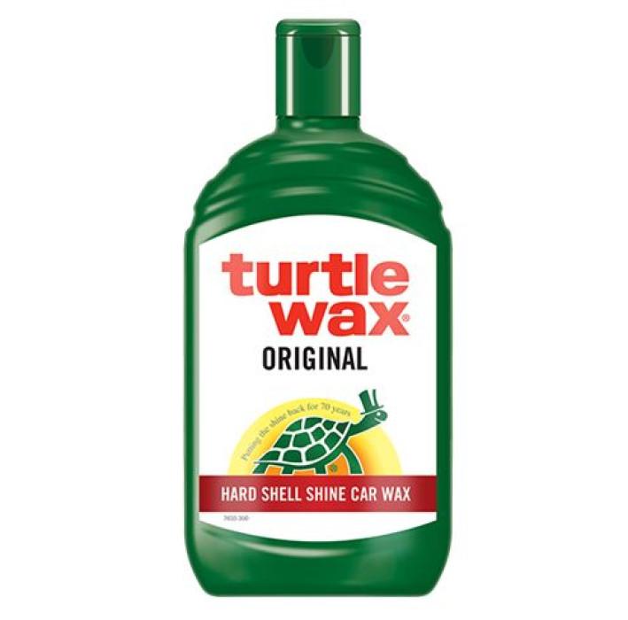 Turtle Wax Original Car Wax 500ml auto vasks TURTLE WAX 51795
