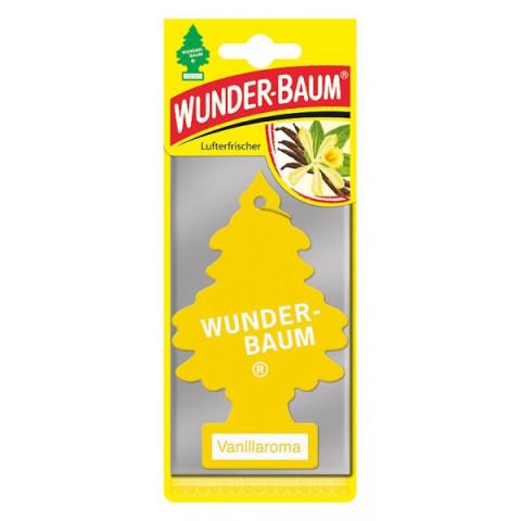 WUNDER-BAUM Vanilaroma  Gaisa atsvaidzinātājs