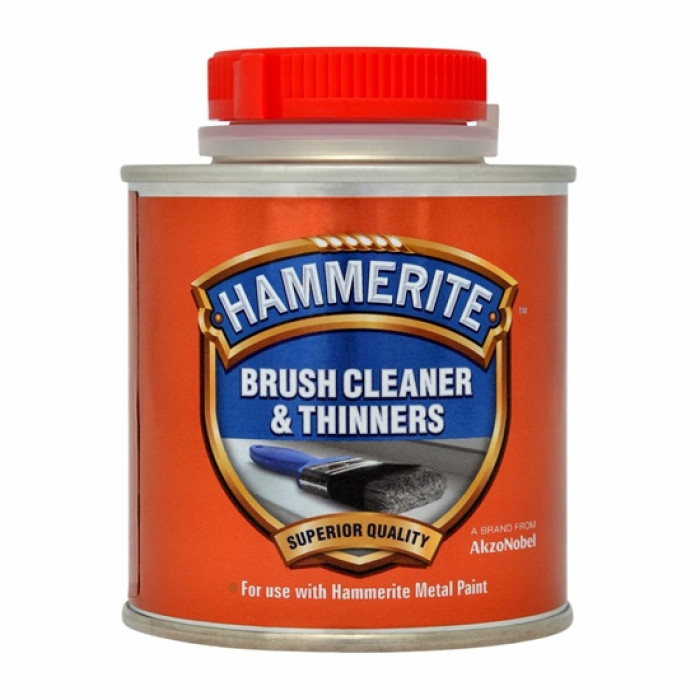 Hammerite Brush Cleaner & Thinner 250ml