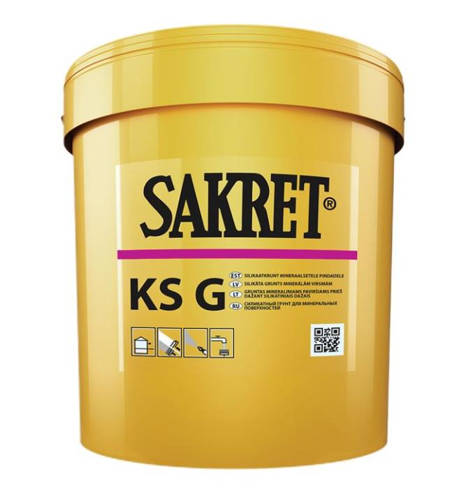 Sakret KS G 10L Silicate Primer