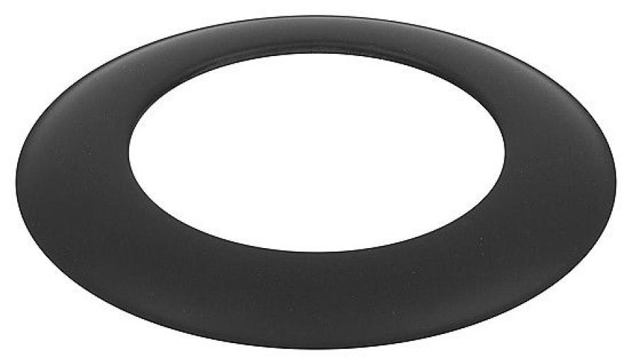 Dekoratīvais gredzens 180  melns
