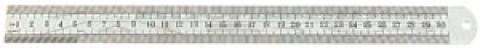 Lineāls metāla   300mm *