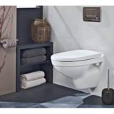 Wall hung toilet Nautic 5530, Standard seat
