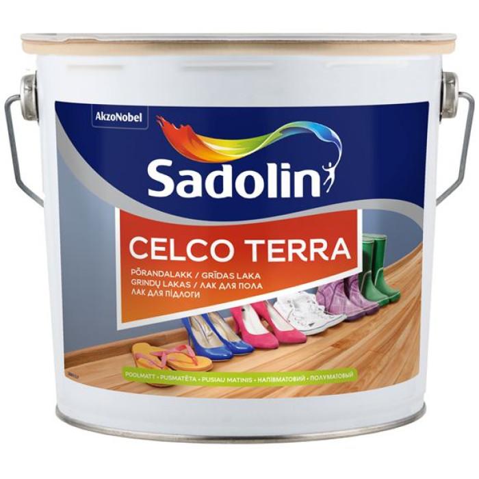 CELCO TERRA half-mat 20 2.5L