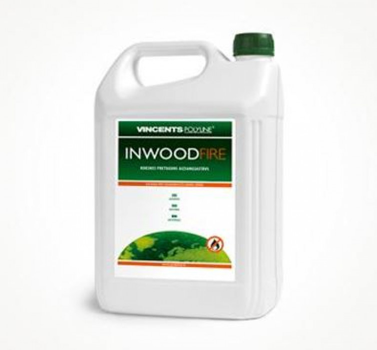 INWOOD Fire Red 1l