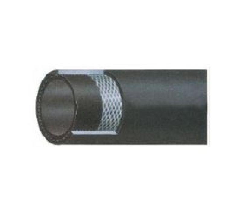 Oil-petrol-resistant rubber hose