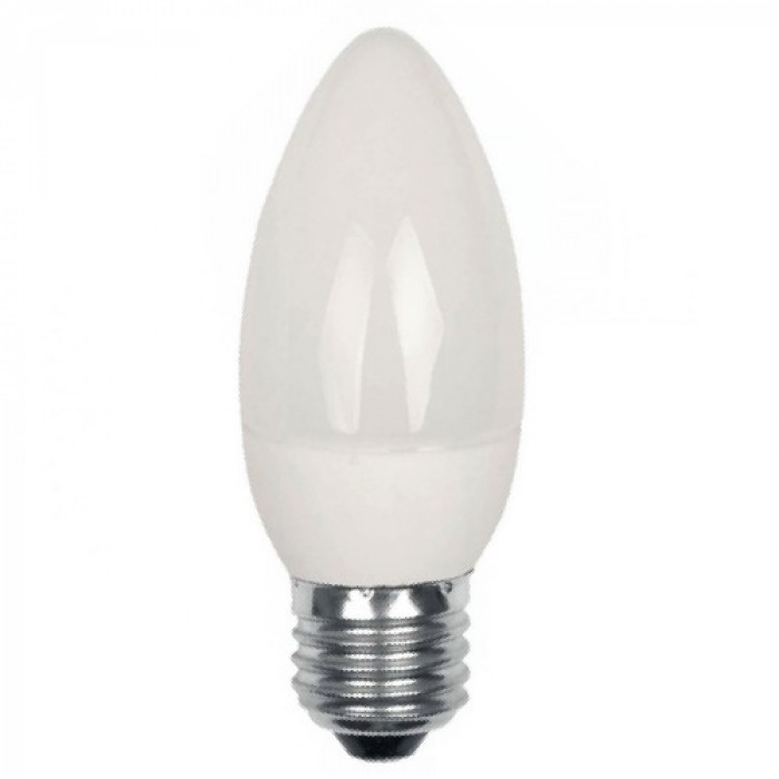 Spuldze NOVIPRO LED 6W 470Lm E27 svečveida