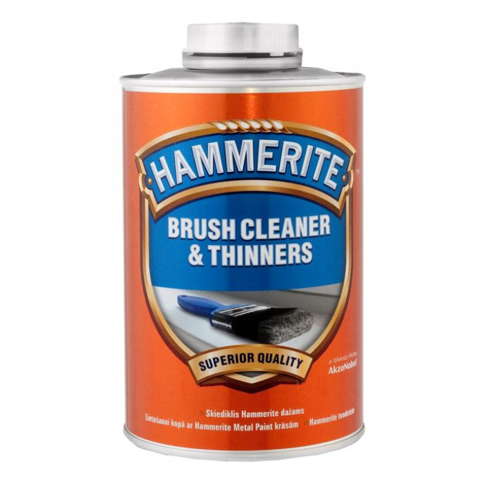 Hammerite Brush Cleaner & Thinner 500ml