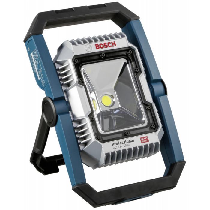 LED prožektors Bosch GLI  18V-1900 bez akku. 0601446400