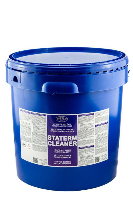 Stafor STATERM-CLEANER 20L tīrīšanas līdz.apkures sist.