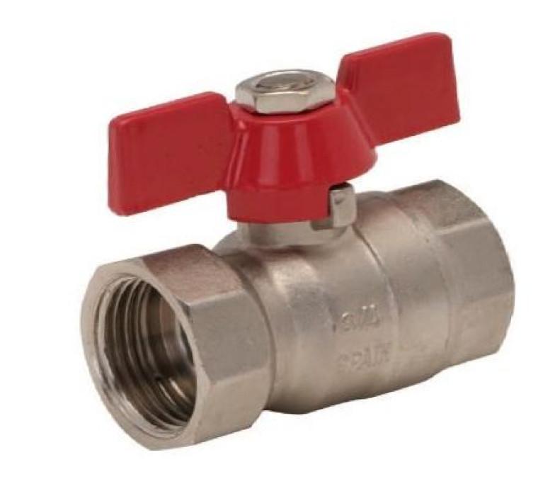 Lodv.ventilis ARCO 1/2  FF  tauriņrokturis