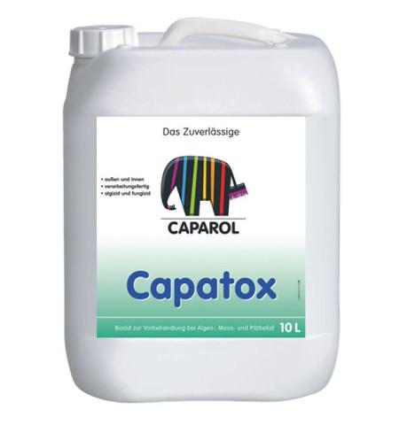 Caparol CAPATOX  1L Biocīds  šķīdums pret aļģēm un sēnītēm