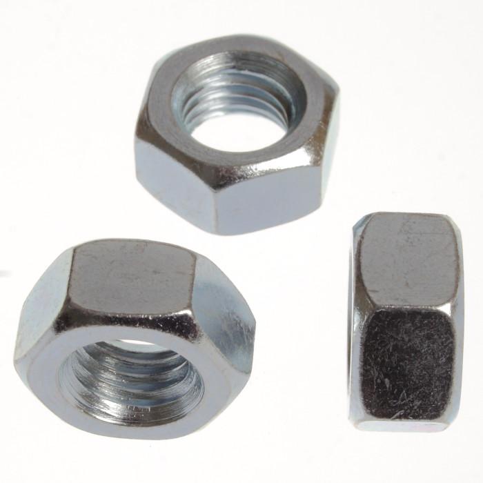 Hexagonal Nut Din 934 8 M12 (100)