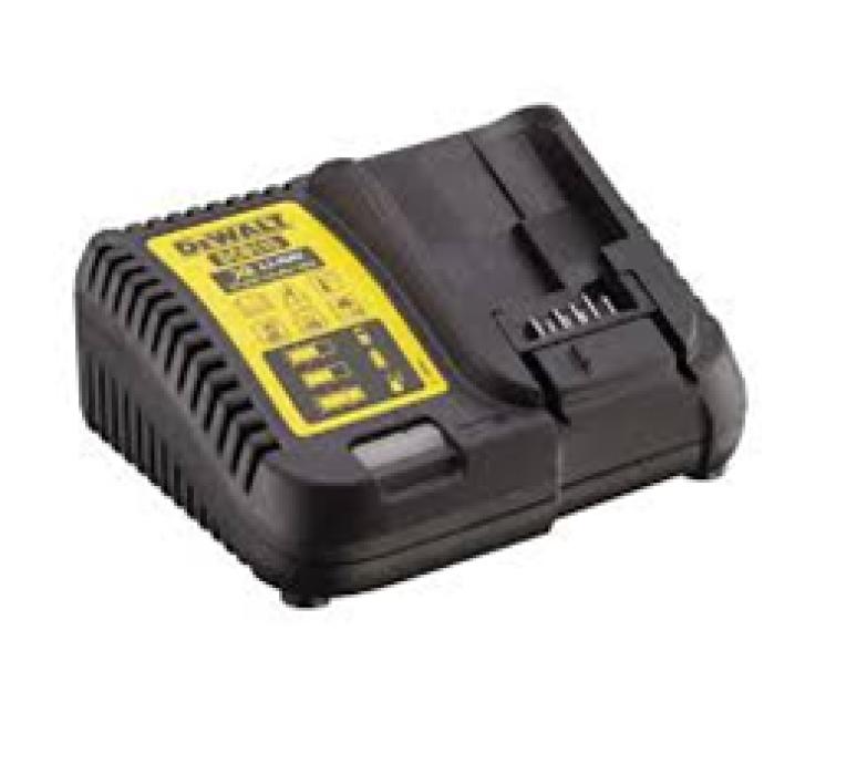 Lādētājs DCB115-QW XR 10.8/14.4/18V Li-Ion, DEWALT