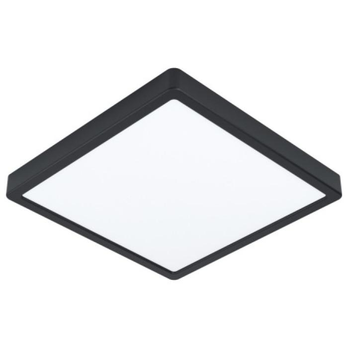 Потолочный / настенный светильник EGLO Fueva5 LED 20W square black 99245