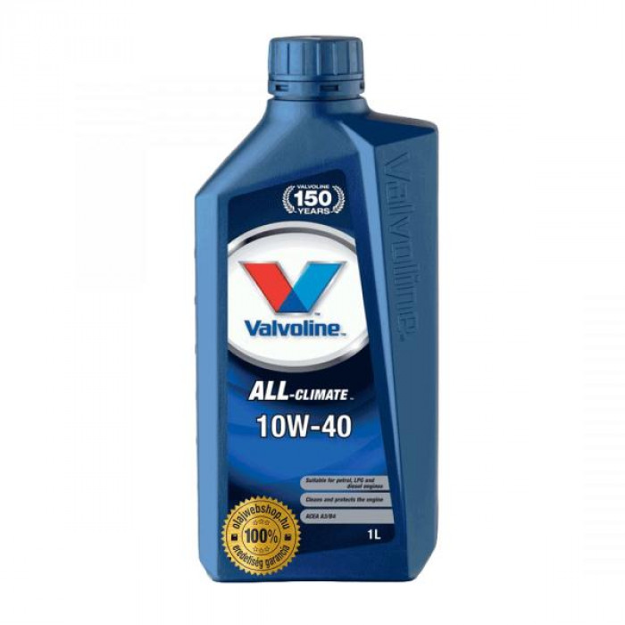 Valvoline 10W40 1L All Climate