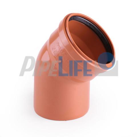 020212 PVC līkums 110/30