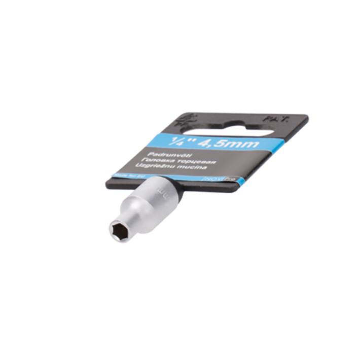 Socket 1/4'' 4.5mm, Novipro