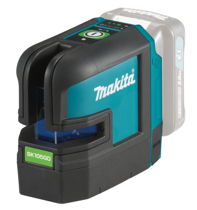 Аккумуляторный лазерный уровень CXT SK105GDZ MAKITA
