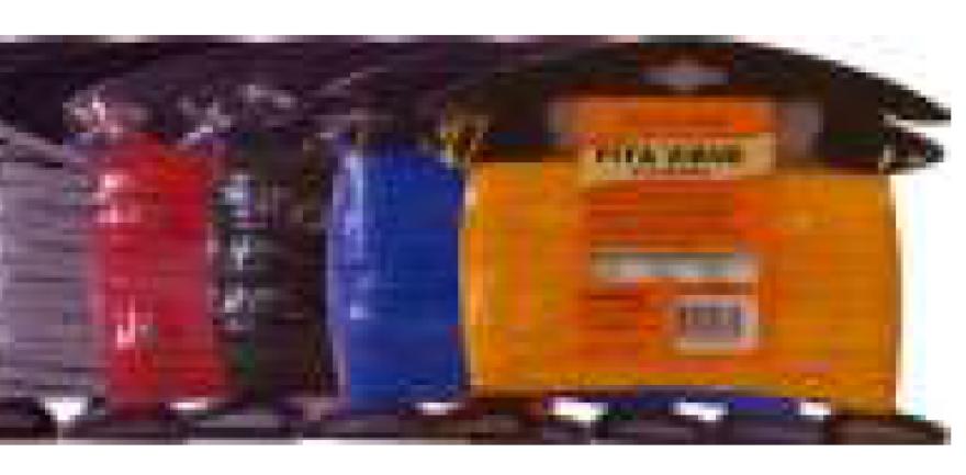 Virve pīta D3.0mm/25m PP-multi