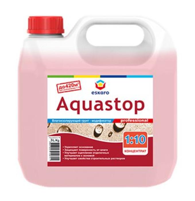 Bottom Aquastop Pro 10L, Eskaro