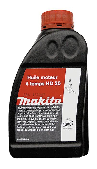 Makita 980508620 motor oil 4-stroke HD30  600ml