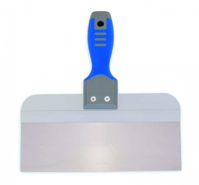 COLOR EXPERT Facade spatula wide 250mm, stainless,2K handle