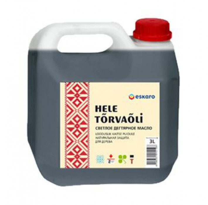 Eskaro Tar light oil 1L