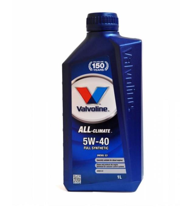 Valvoline 5W40 1L All Climate