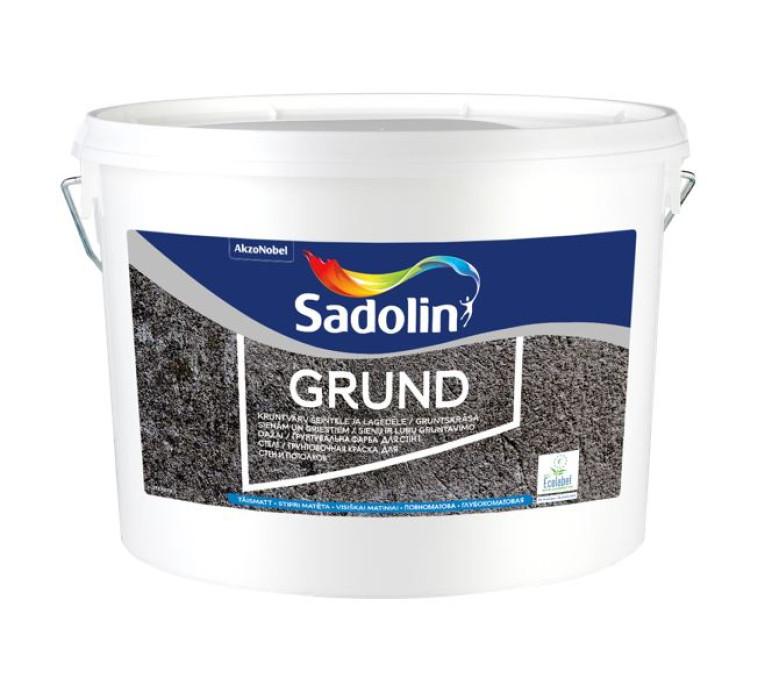 Sadolin GRUND 2.5L Gruntskrāsa iekšdarbiem