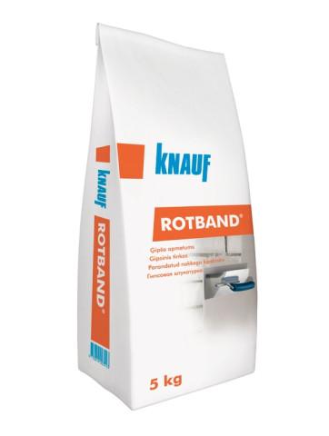 Knauf ROTBAND   5kg  Ģipša apmetums