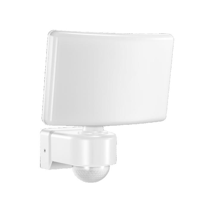 LED floodlight with PIR sensor 240 ° 30W 2200lm 4000K IP65 white OR-NL-6148WLR4
