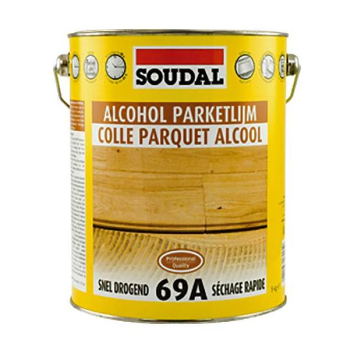 Parquet adhesive Soudal 69A 5kg