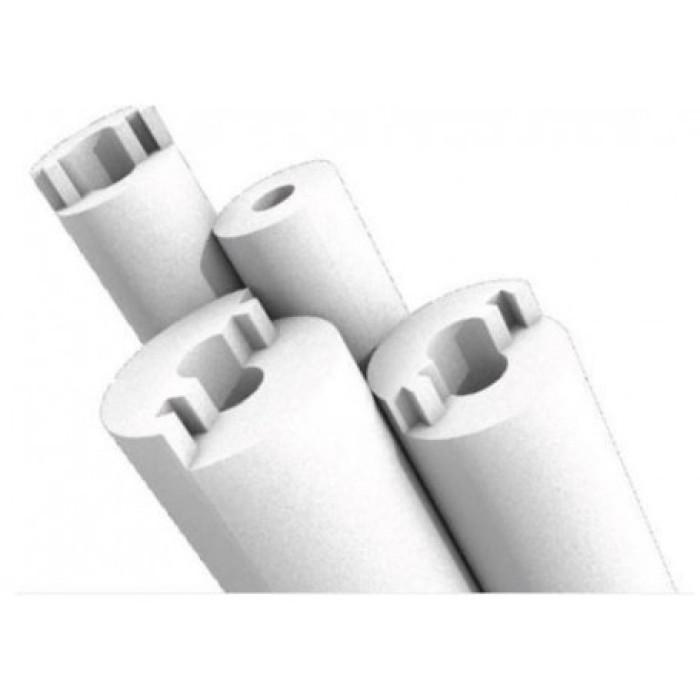 Foamed polystyrene shell T28-30(1.2m/pcs)Tenapors