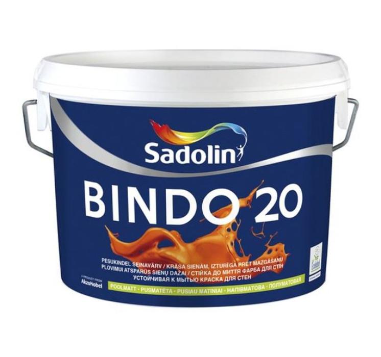 BINDO 20 BW 2,5 L paint
