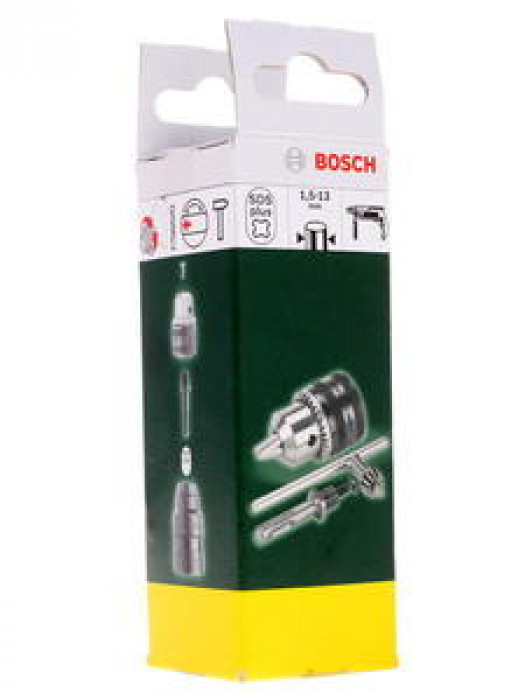 Bosch 2607000982 SDS-plus-Adapter with drill chuck