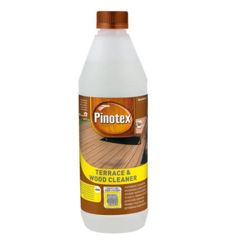 Pinotex TERRACE&WOOD CLEANER  1L Koka virsmu mazg.līdzeklis