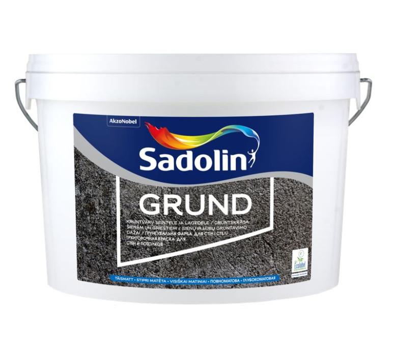 Sadolin GRUND 10L Primer for Indoors