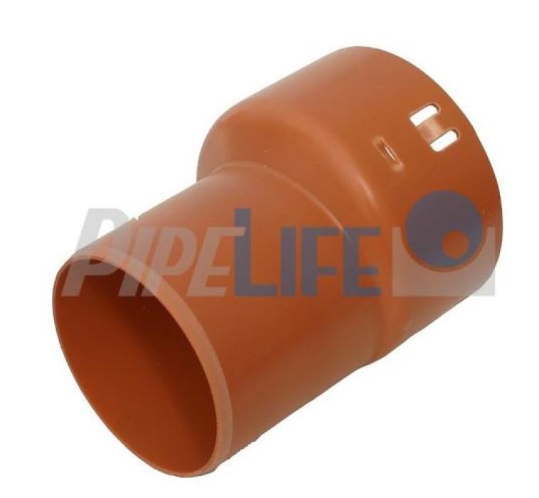 278220 Drenāžas Pāreja uz PVC  caur. ar uzmavu 110/92