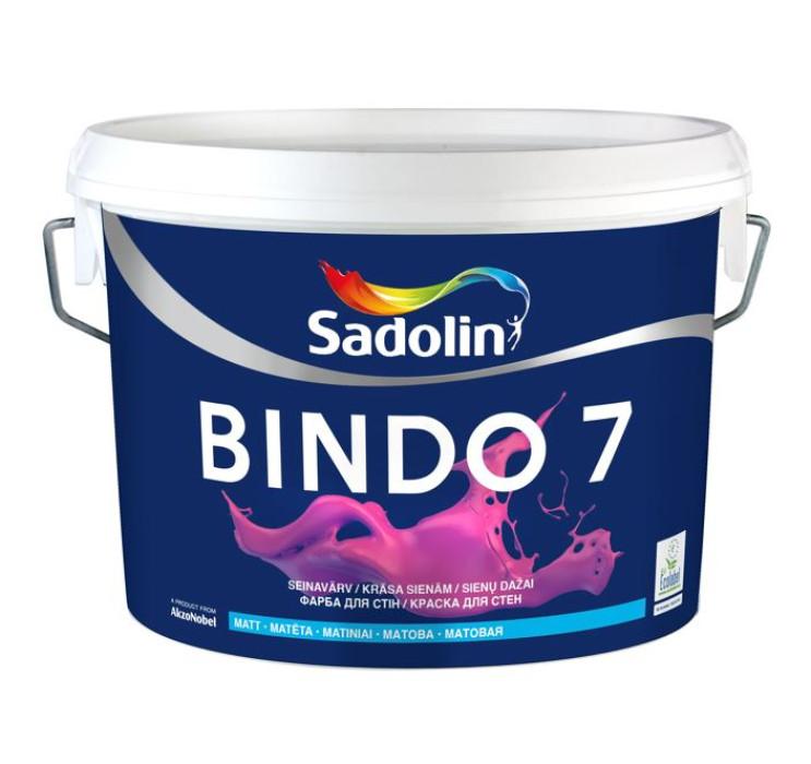 WALL PAINT BINDO 7 BW 2.5 L