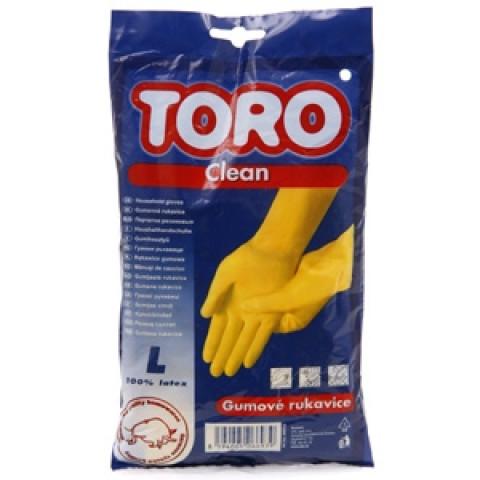 TORO Gumijas cimdi - mazie L  0.064kg